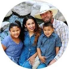 Dustin Stock and family -- HVAC Tucson