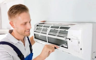 Schedule an air conditioning service